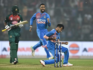 India vs Bangladesh: Yuzvendra Chahal says there is no pressure from team management despite suffering shock loss in opening T20I