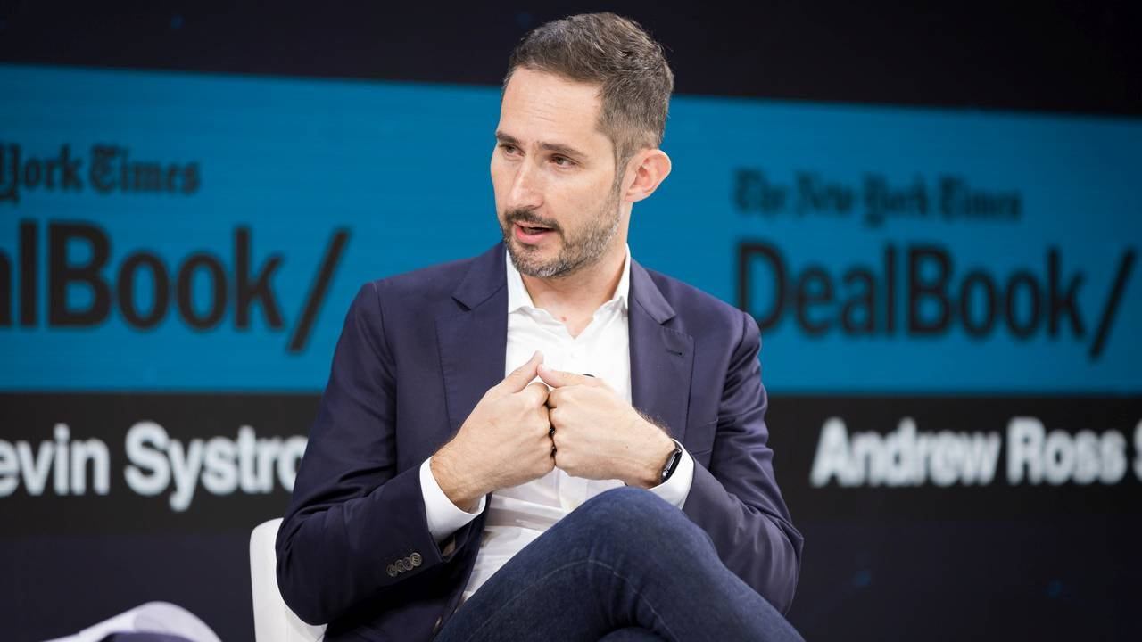 Regulation in the digital age: Breaking up big tech not a solution says Instagram co-founder Kevin Systrom