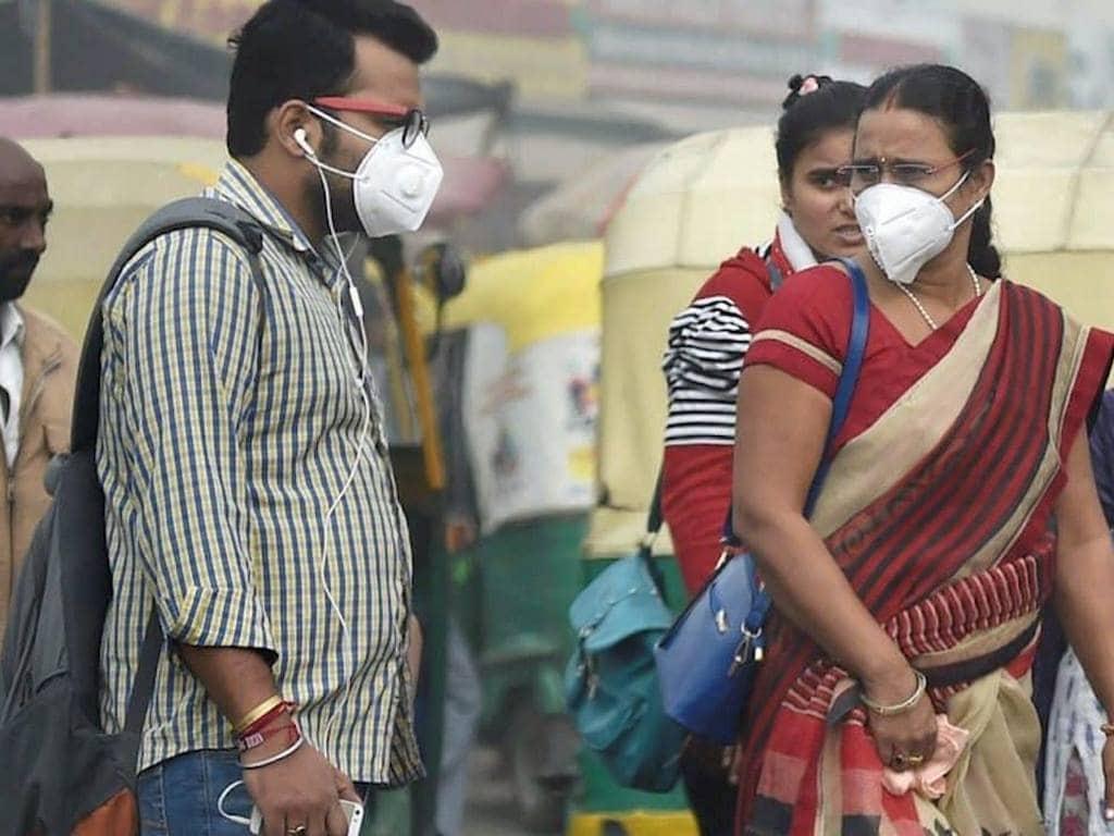 Delhi pollution: Unsurprisingly, sales of masks, air
