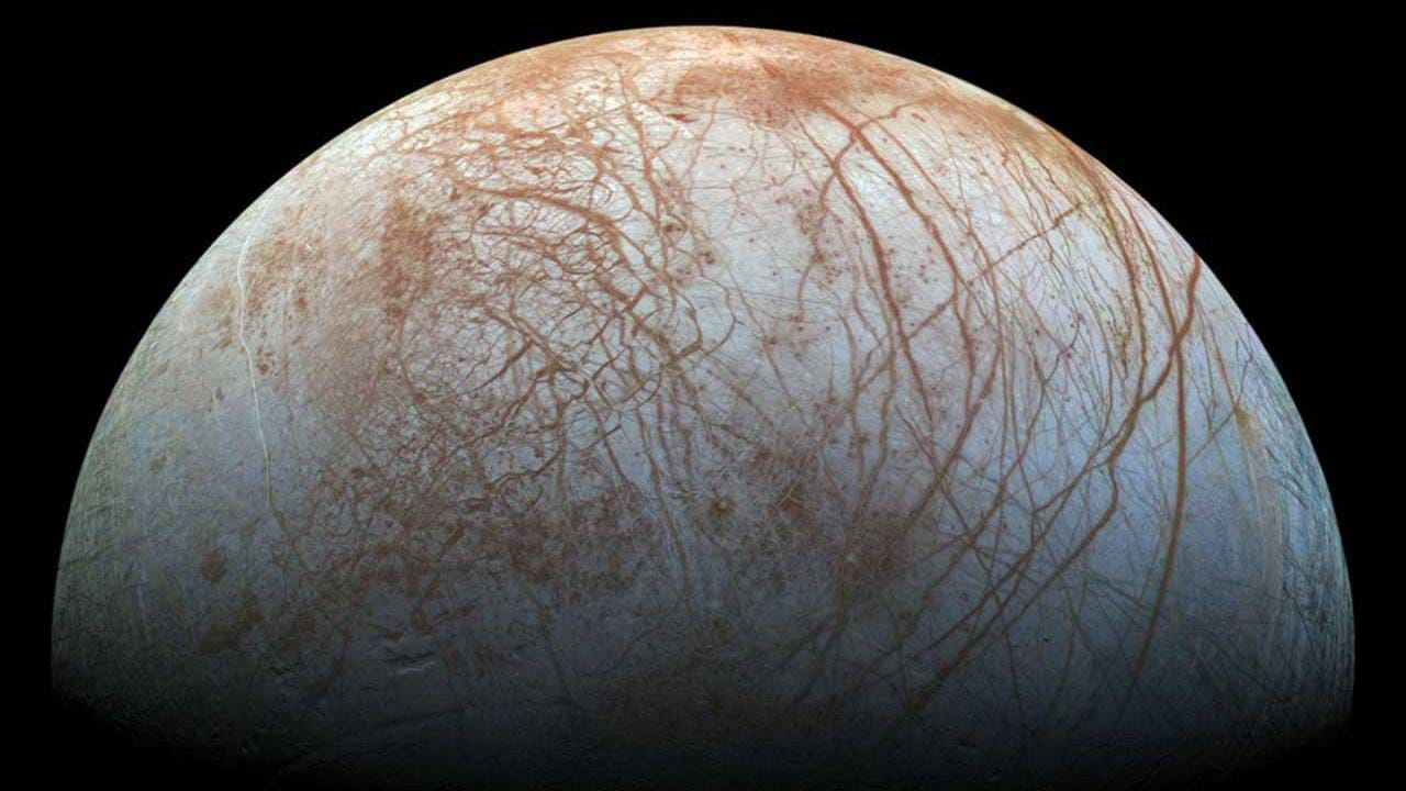 Scientists detect water vapor rising from geysers on Jupiters moon Europa