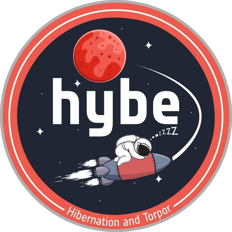 The Hibernation and Torpor study logo. Image credit: ESA