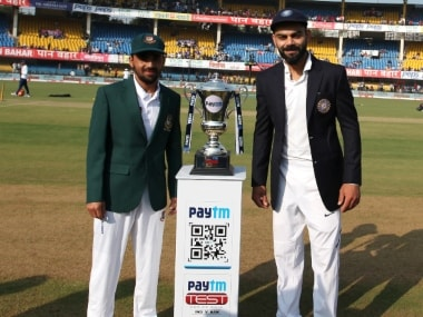 India vs Bangladesh, LIVE SCORE, 2nd Test, Day 1 at Eden Gardens: Mominul Haque wins toss and Bangladesh will bat first