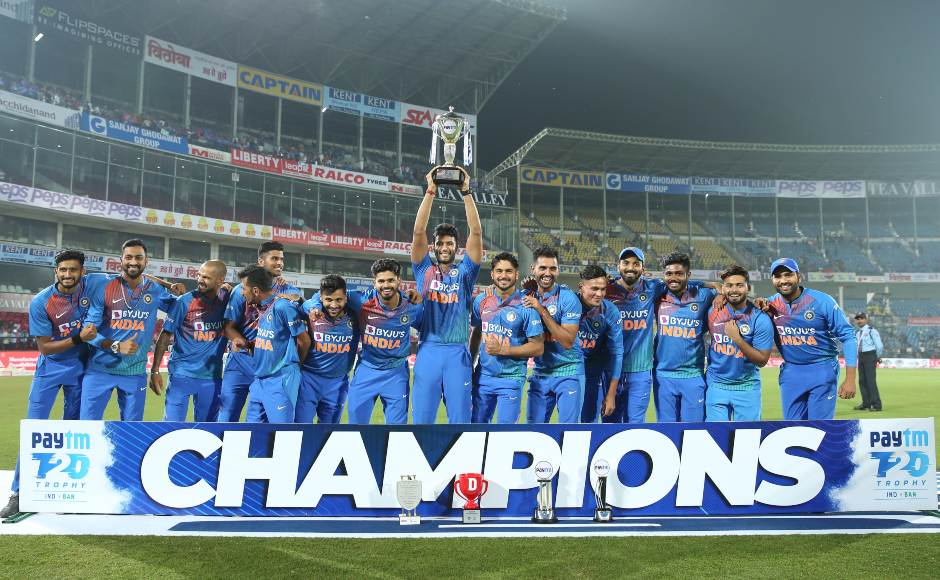 Deepak Chahar's record-breaking heroics headline final T20I as India seal series against Bangladesh in Nagpur