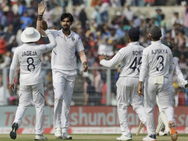 India vs Bangladesh: Had to work out right length to bowl with pink ball, says Ishant Sharma after fifer on Day 1