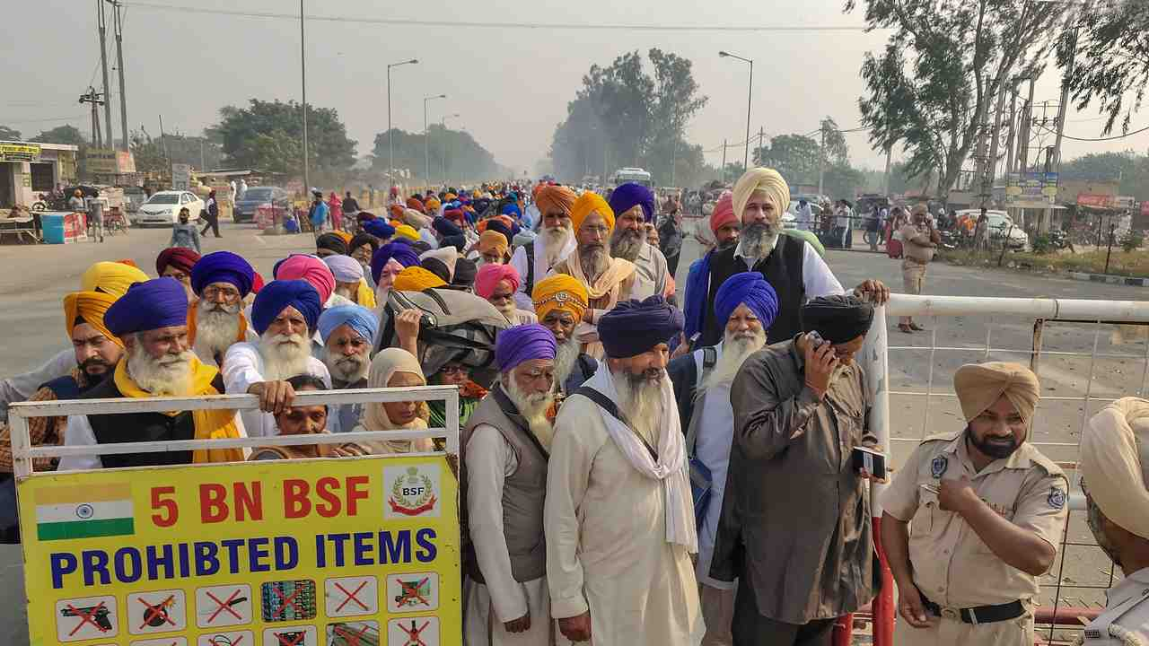 SAD, AAP condemn Punjab DGP's statement claiming Kartarpur corridor could be used to radicalise citizens, train terrorists - Firstpost