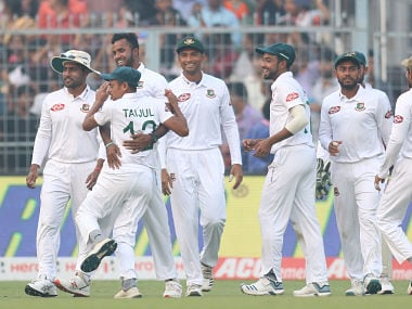 India vs Bangladesh: Al-Amin Hossain pleased with bowlers display under lights, says visitors got inspired after Virat Kohlis wicket