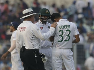 Bangladesh first to field two concussion substitutes after Liton Das, Nayeem Hasan get hit by Mohammed Shami bouncers in pink-ball Test