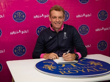 Andrew McDonald interview: Would like to see Rajasthan Royals known for consistency rather than underdogs status