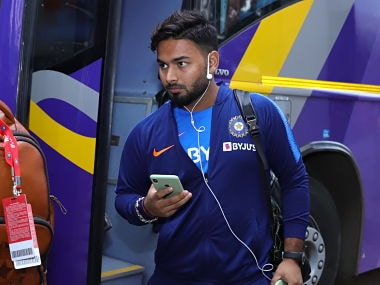 India vs Bangladesh: Rishabh Pant released to play Syed Mushtaq Ali trophy; KS Bharat named Wriddhiman Saha's cover for ongoing Test