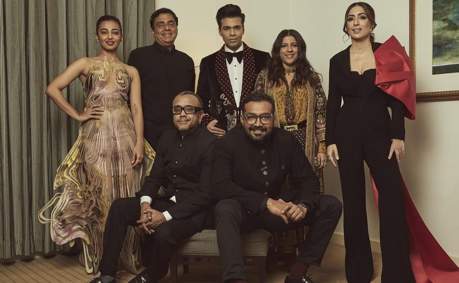 Sacred Games and Lust Stories were nominated for the Best TV Movie/Mini-Series award at the ceremony | Netflix
