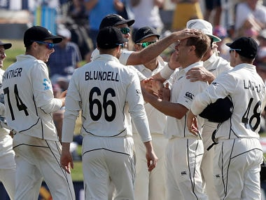 New Zealand vs England: Neil Wagner claims five-wicket haul as Black Caps tame visitors to clinch innings victory in first Test