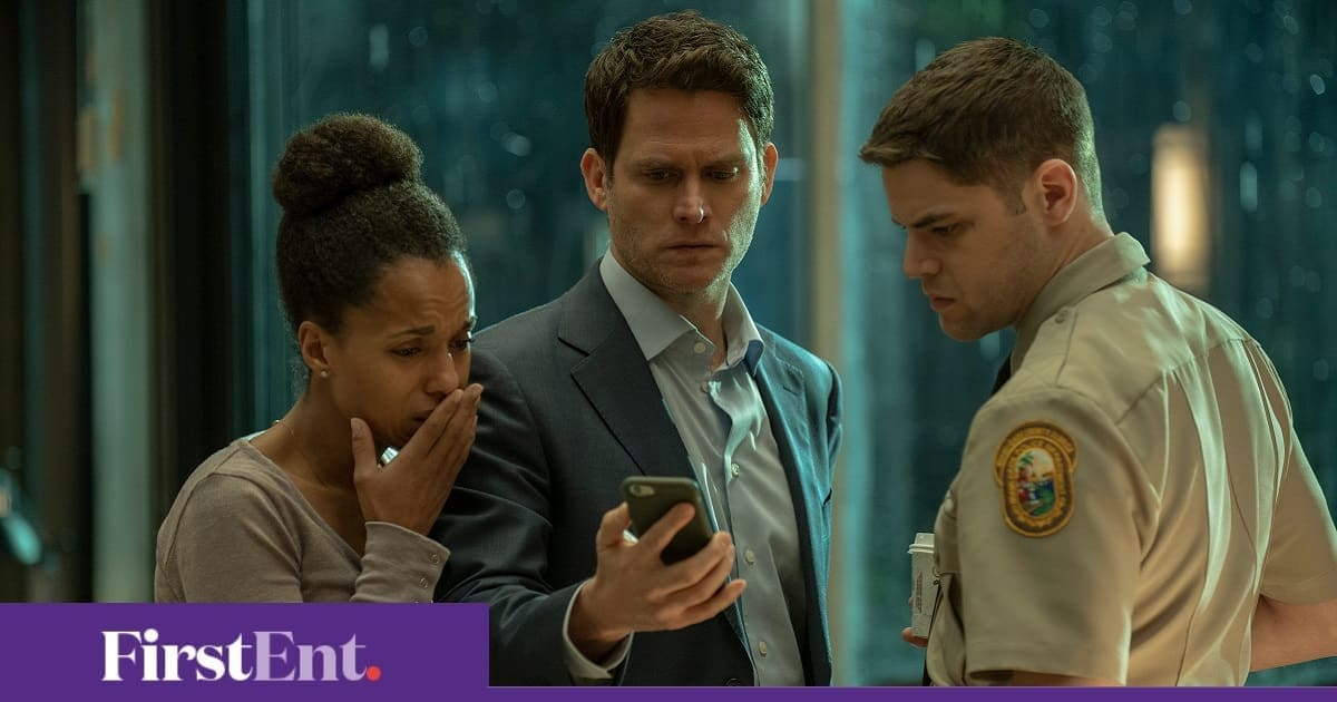 American Son movie review: Netflix's Kerry Washington-starrer exposes the fault lines of a nation