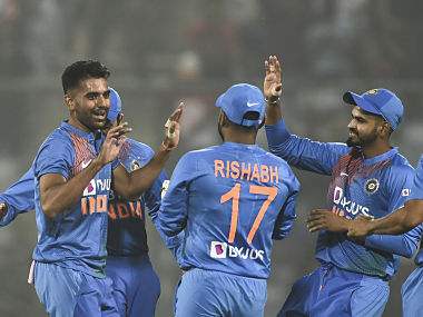 India vs Bangladesh: 'Man of the month', 'Incredible stats', Twitter reacts as Deepak Chahar picks best bowling figures in T20Is