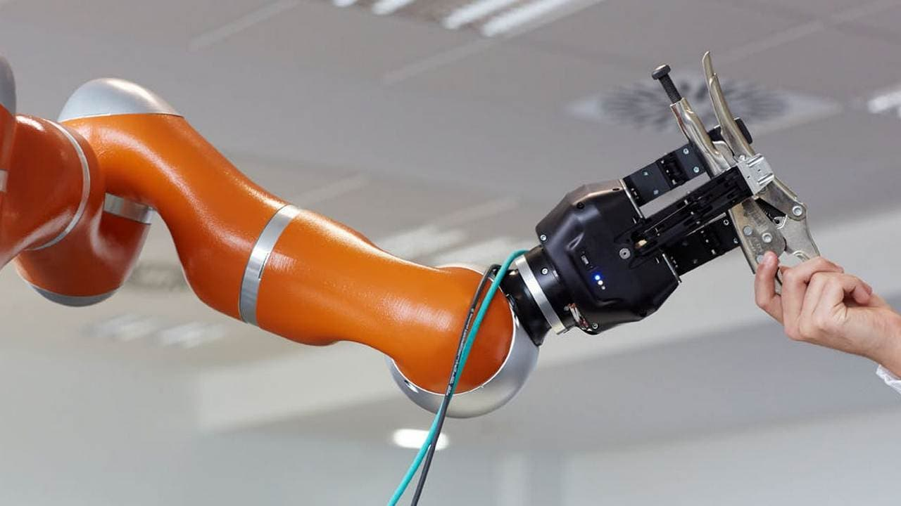 The future of soft robots depend on materials that conduct electricity, sense damage, self-heal