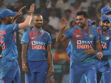 India vs Bangladesh: Deepak Chahar's record-breaking spell powers India to series win in third T20I