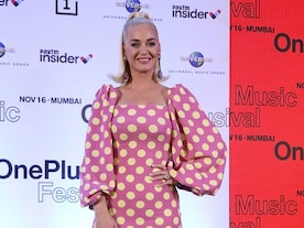Coronavirus Outbreak: Katy Perry opens up on mental health, says it's tough to 'avoid the waves of depression'