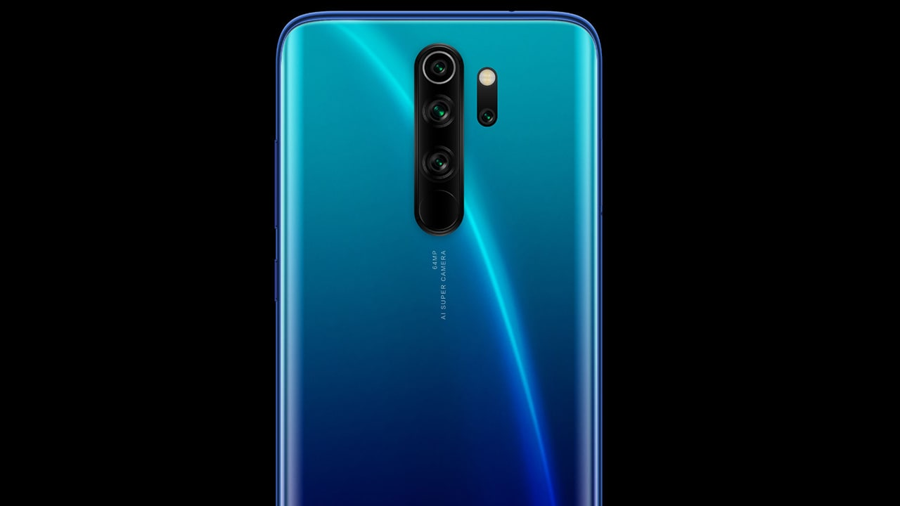 Redmi Note 8 Pro Electric Blue Colour Variant To Go On Its First Sale Today At 12 Pm Technology News Firstpost