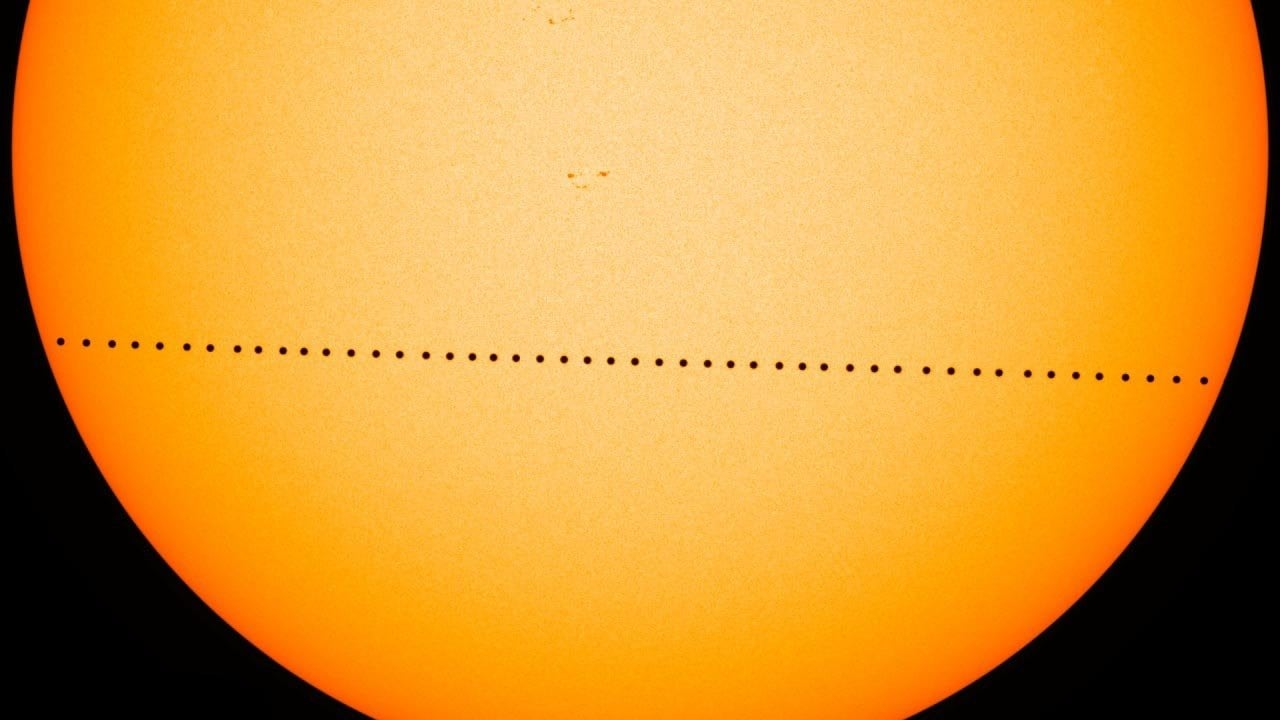 Mercury Transit 2019: Heres how and where to watch Mercury travel across face of the Sun