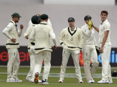 Australia vs Pakistan: Hosts in commanding position after visitors lose three wickets while following-on on rain-curtailed Day 3