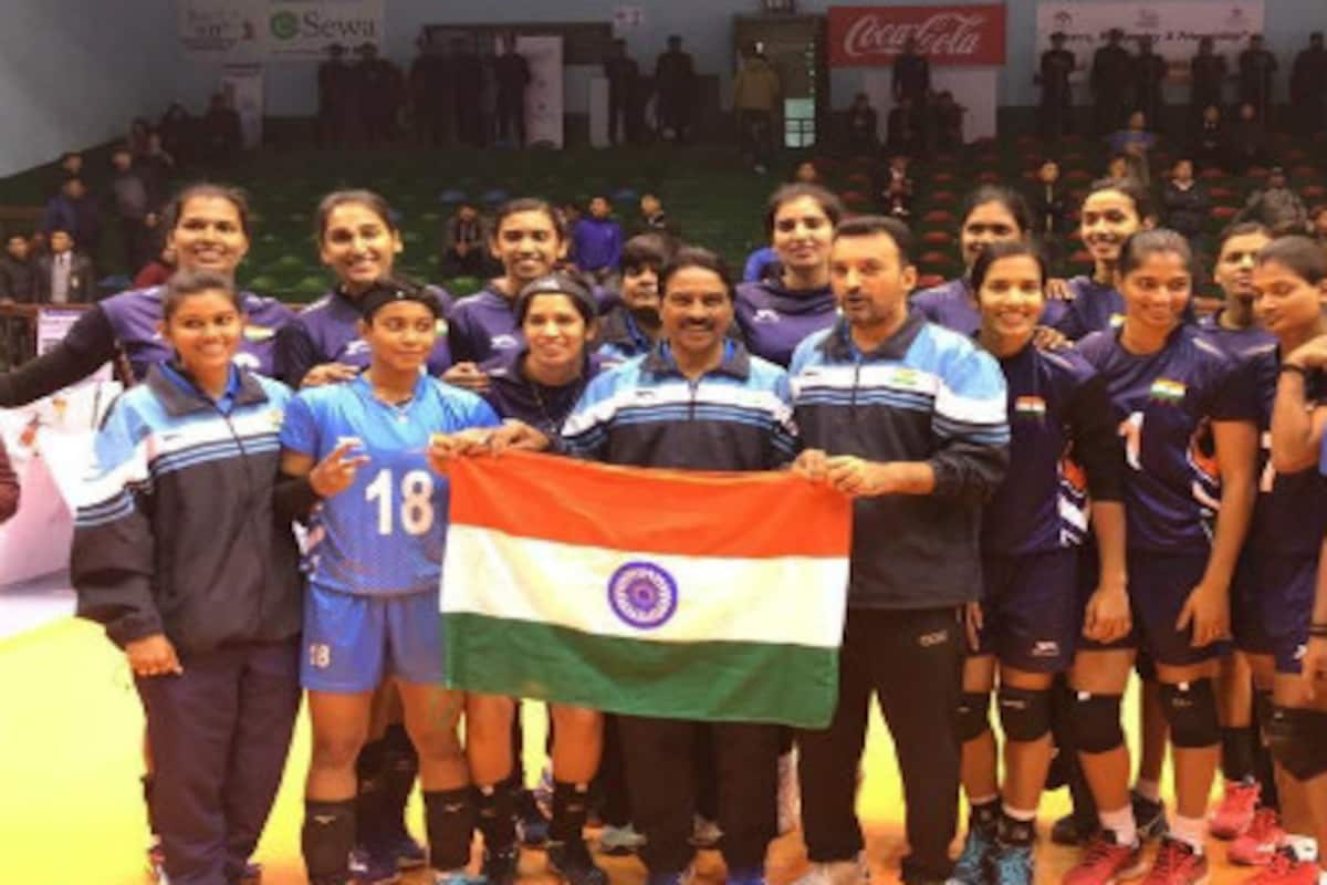 South Asian Games 2019 India Add To Gold Haul After Winning Men S And Women S Volleyball Summit Clashes Sports News Firstpost