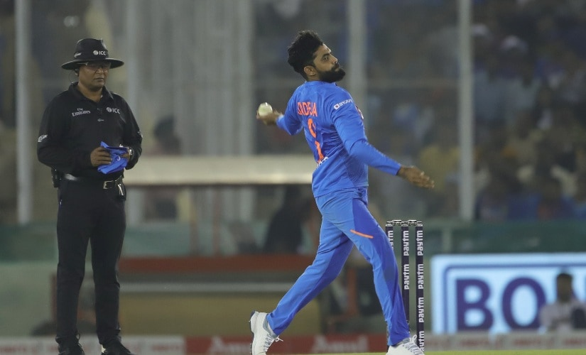 In Krunal Pandya's absence, Ravindra Jadeja will aim to seal the spin bowling all-rounder's position. Sportzpics