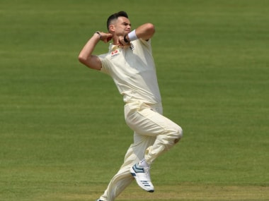 England seamer James Anderson 'still hungry' to play international cricket