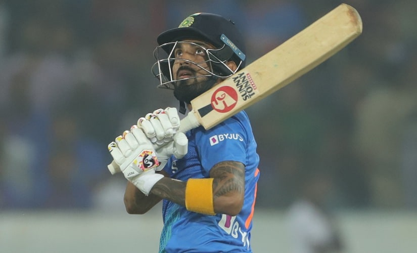 Virat Kohli was well assisted by KL Rahul in the steep chase by making 62 off 40. Sportzpics