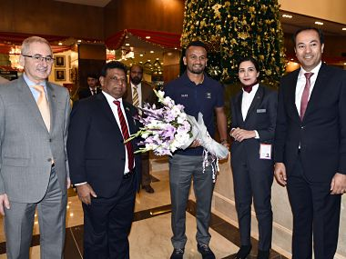 Pakistan vs Sri Lanka: 'Huge day for Pakistanis' as Dimuth Karunaratne and Co arrive to play first Test series in over a decade