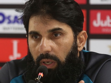 Coronavirus Outbreak: Authorities must not postpone T20 World Cup in haste, says Pakistan head coach Misbah-ul-Haq