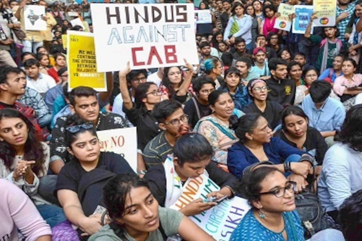 Polish Student At Jadavpur University Served Leave India Notice For Attending Anti Caa Rally Moves Calcutta High Court India News Firstpost