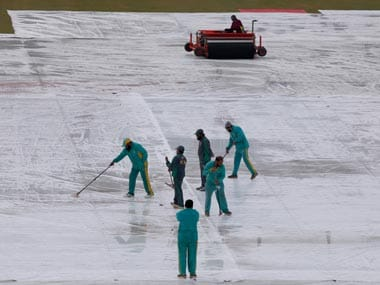 Pakistan vs Sri Lanka: Rain plays spoilsport yet again as visitors end Day 3 on 282-6 after playing just 5.2 overs