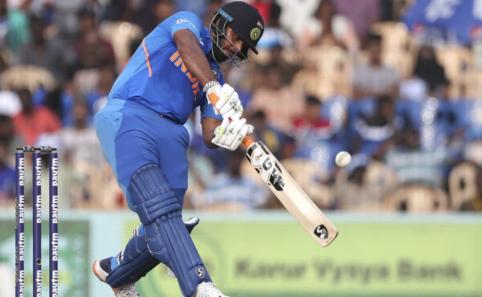 Iyer was assisted by Rishabh Pant, who whacked 39 runs off 16 deliveries. Together, the two youngsters scored 72 runs in four overs and powered India to a total of 387 for 5. AP