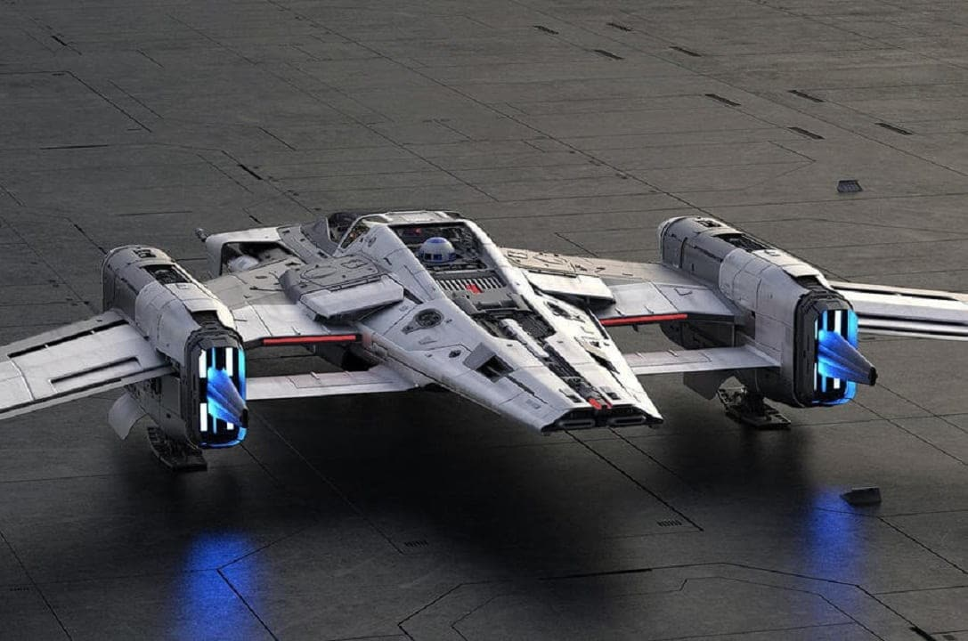 Ahead of The Rise of Skywalker release, Porsche collaborates with Lucasfilm to create starfighter for Star Wars universe- Entertainment News, Firstpost