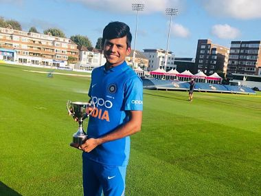 India under-19 skipper Priyam Garg says he reached out to Prithvi Shaw for advice ahead of World Cup