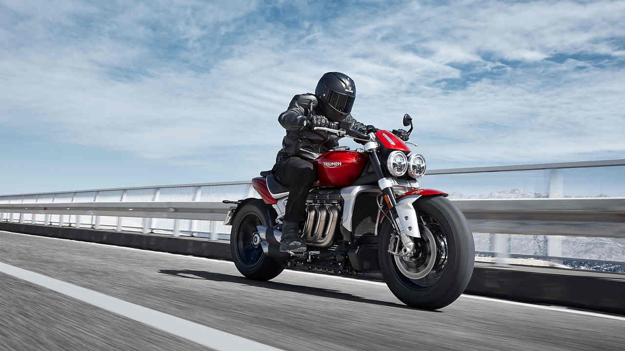 Triumph Rocket 3 2020 with triple-cylinder engine launched in India for Rs 18 lakh- Technology News, Firstpost