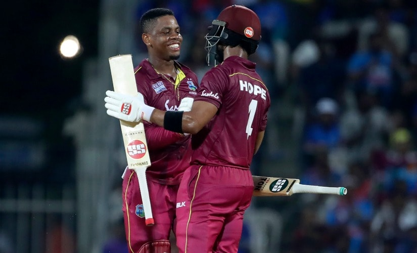 India vs West Indies: Hetmyer, Hopes contrasting yet complimentary tons behind Windies win; hosts need to pack more punch in bowling