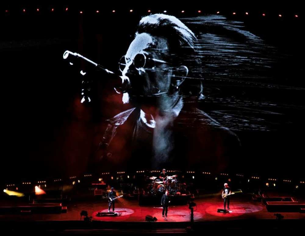 U2 brings message of equality and non-violence to Mumbai during final Joshua Tree tour performance- Entertainment News, Firstpost