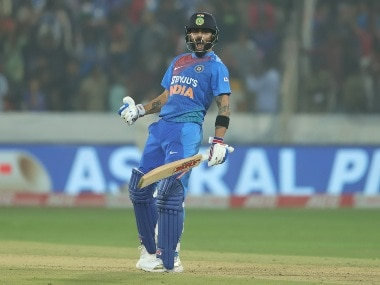 India vs New Zealand: No one spoke of jet lag in the team, we did not want any excuse, says Virat Kohli after visitor's win in first T20I- Firstcricket News, Firstpost