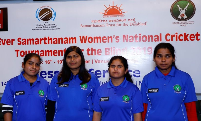 Cricket Association for Blind in India backs women empowerment with first national tournament