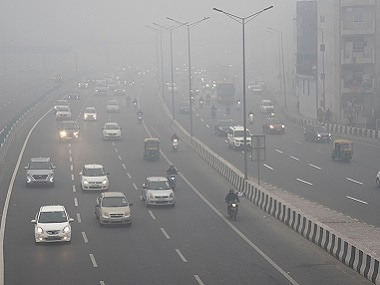 Delhi witnesses dense fog, records minimum temperature of seven degree Celsius;  22 trains running late in Northern Railway region