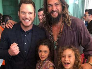 Chris Pratt called out by Jason Momoa for using single-use plastic bottle; Aquaman star apologises later