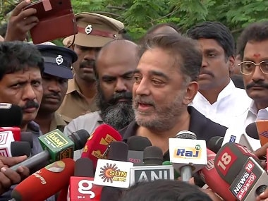 Citizenship Amendment Act protests Updates: 'These voices won't be silenced', says Kamal Haasan at meet with students protesting against CAA at Madras University