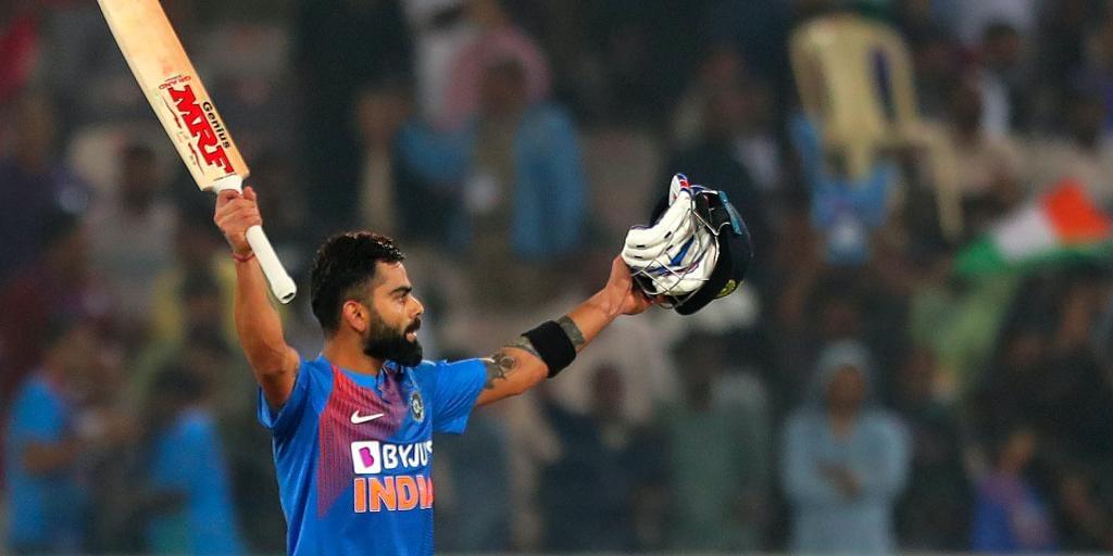 India vs West Indies: Cricketing world applauds Virat Kohli for 'masterclass' in Hyderabad- Firstcricket News, Firstpost