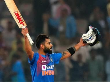 India Vs West Indies Cricketing World Applauds Virat Kohli
