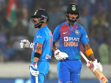 India vs West Indies: KL Rahul, Virat Kohli score fifties to help home side complete highest successful run chase in T20Is