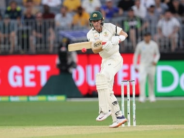 Australia vs New Zealand, LIVE Cricket Score, 1st Test Day 4 at Perth: Visitors look to stave off innings defeat