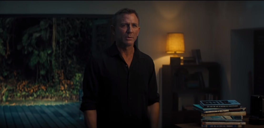 No Time to Die trailer: Daniel Craig's James Bond is forced out of retirement for a new mission