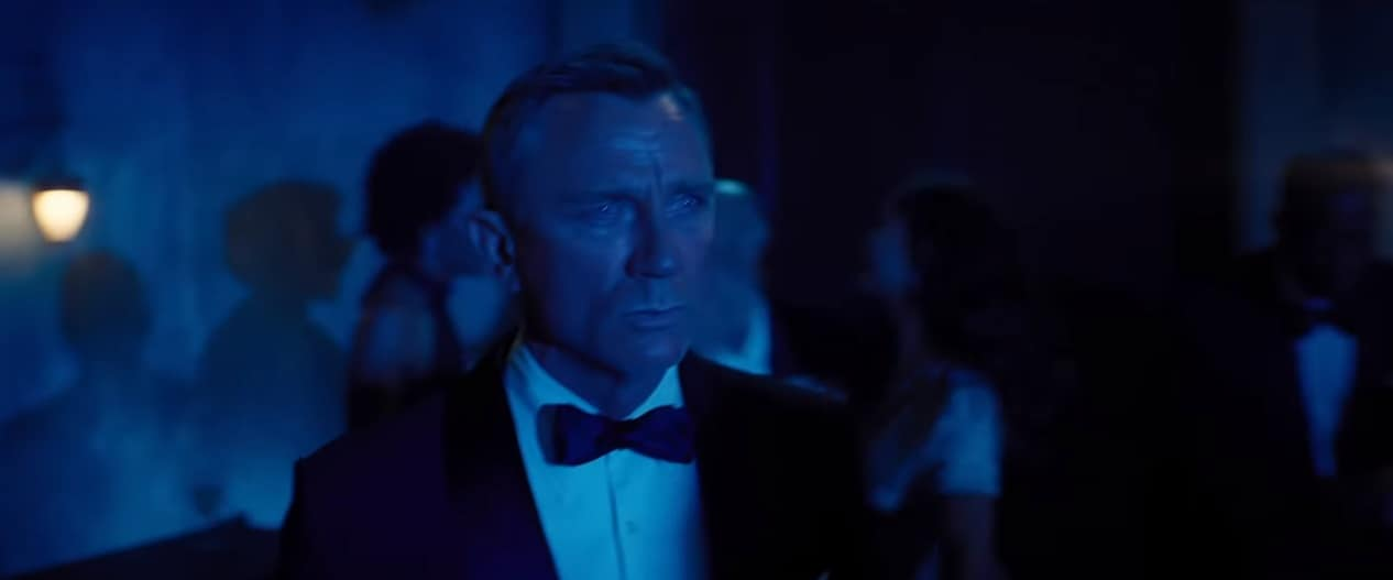 No Time to Die: First footage from 25th James Bond film unveiled ahead of trailer release on 4 December