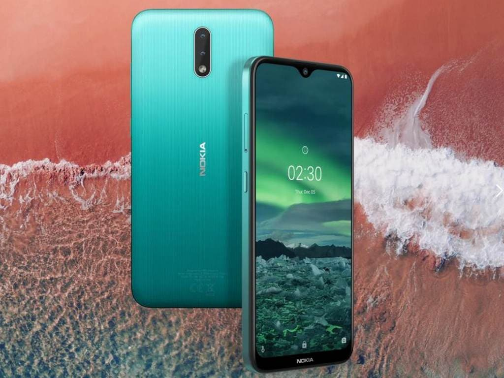 Nokia 2.3 with 4,000 mAh battery launched in India at a price of Rs 8,199