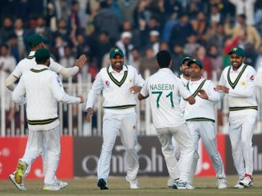 Pakistan vs Sri Lanka: On Test crickets return to Pakistan, 17,000 seater stadium witnesses hosts take five wickets on Day 1